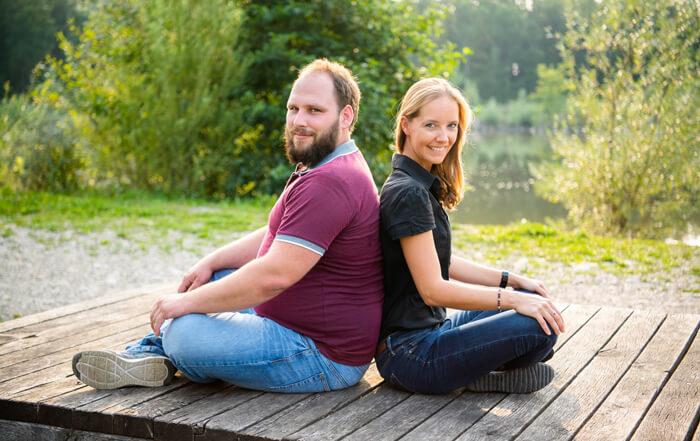 Andrea und Daniel